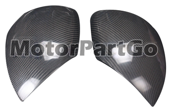 Real Crabon Fiber Mirror Cover 1 pair for Mazda 3 stars 2010-2012   T241M 1