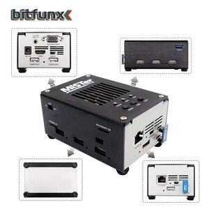 Image 3 - BitfunxためミスターfpgaコアDE10 Nano用メインボードi/oボードとミスターusbハブ