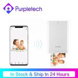 Huawei Pocket Photo Printer Mini Portatile AR Foto Mini Tasca di Carta Per la Stampante Bluetooth 300dpi FAI DA TE Stampante Fotografica per Smartphone