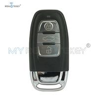 868Mhz smart remote car key 8T0959754C 3 button for Audi A4 A5 S5 A6 Q5 include key insert remtekey