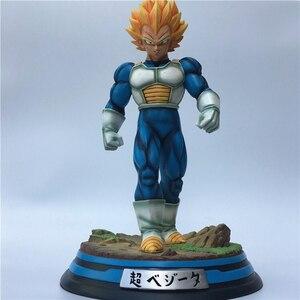 Cool 1:6 Vegeta bust 21cm*21cm*34cm Dragon Ball Super Saiyan Vegeta Resin GK statue Figure WITH box(China)