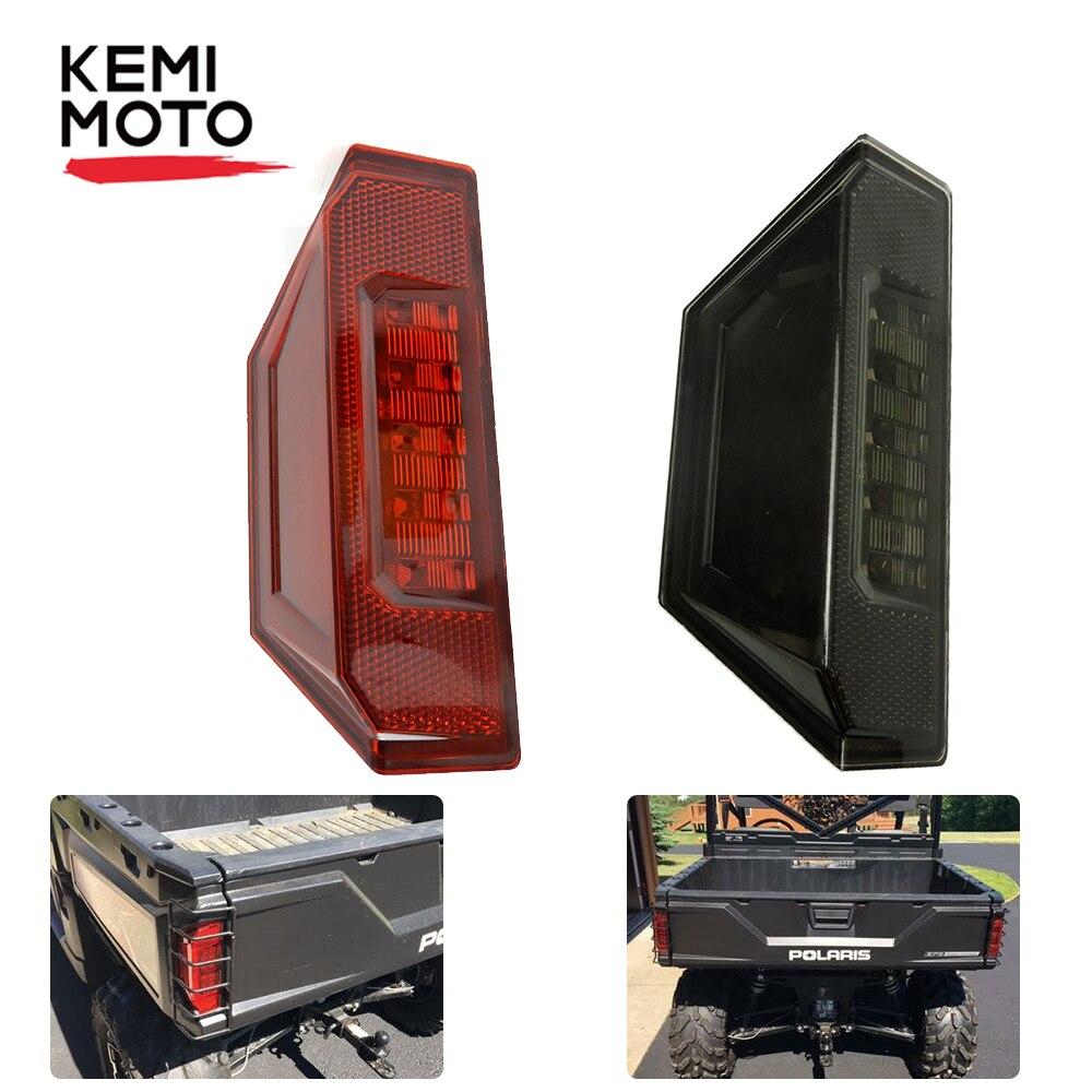 1 Pcs UTV Rear Taillight Brake Stop Lamp For Polaris Ranger General CREW 570 900 1000 PRO XD XP 4P 2013 - 2019 Tail Light Red