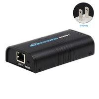 120m 1080p HD RJ45 Network Extender HDMI Ethernet Cat5 Cat6 Cat5e Transmitter Receiver Signal Over IP Splitter For DVD Digital