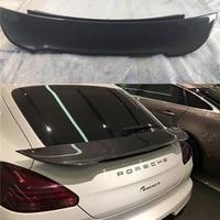 Carbon Fiber CRA REAR WING TRUNK LIP SPOILERS FOR Porsche Panamera 970 971 2010 2011 2011 2012 2013 2014 2015 2016 2017