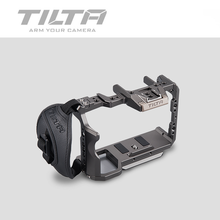 Полная Клетка Tilta для камеры Sony A7 A9 A7III A7R3 A7M3 A7R2 dslr rig A7 iii клетка для фотоаппарата