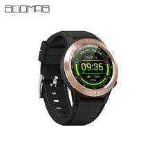 SCOMAS  GPS Smart Watch Sport  pedometers Message Reminder Bluetooth Outdoor swimmi men compass smartwatch for ios Android phone grab bars gold brass wall mounted bathroom armrest handle bathtub grab bar toilet elderly handrail home safety grab bar og 51 35