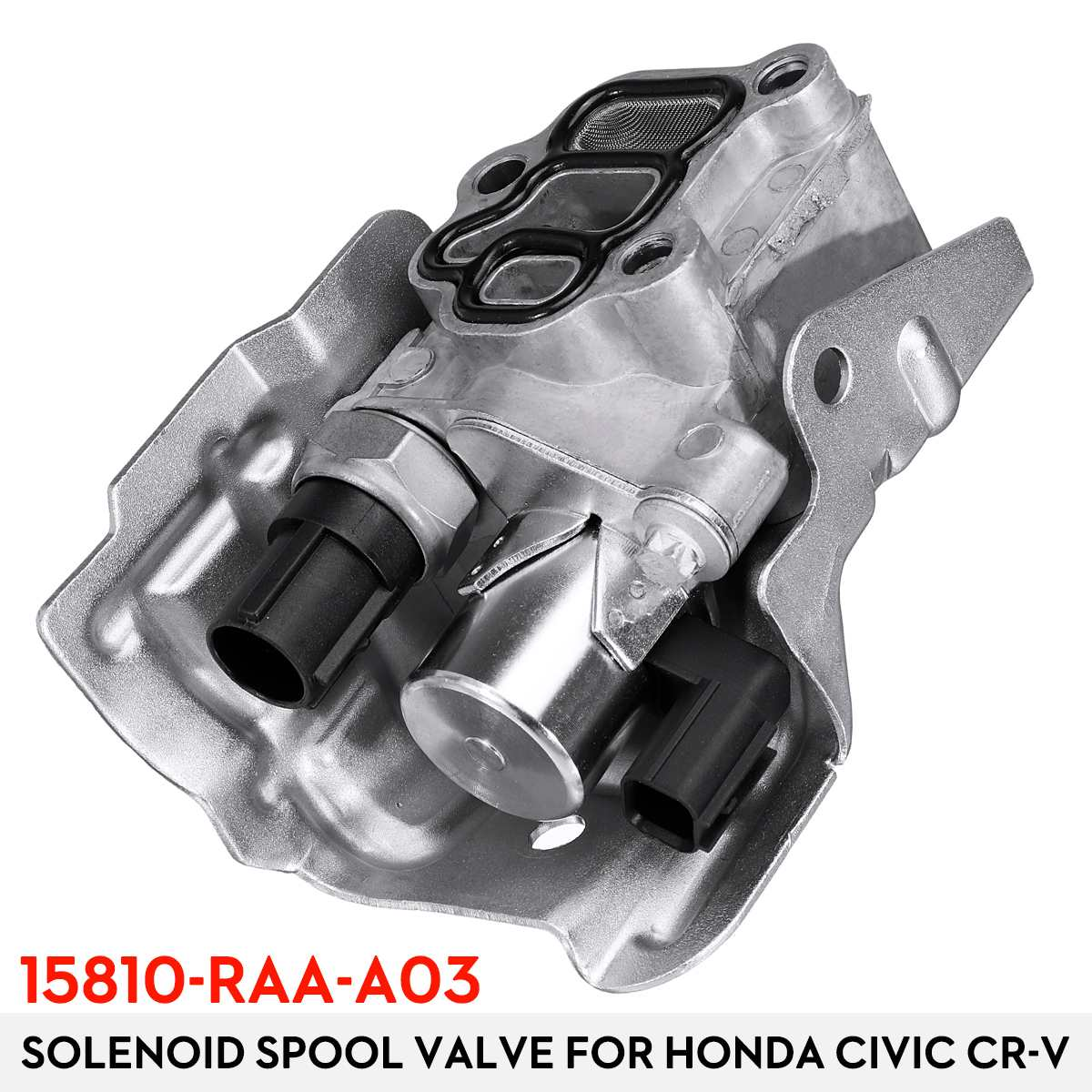 Solenoid Spool Valve 15810-RAA-A02 15810RAAA02 15810-RAA-A03 15810RAAA03 For Honda ACCORD CRV CIVIC RSX ELEMENT