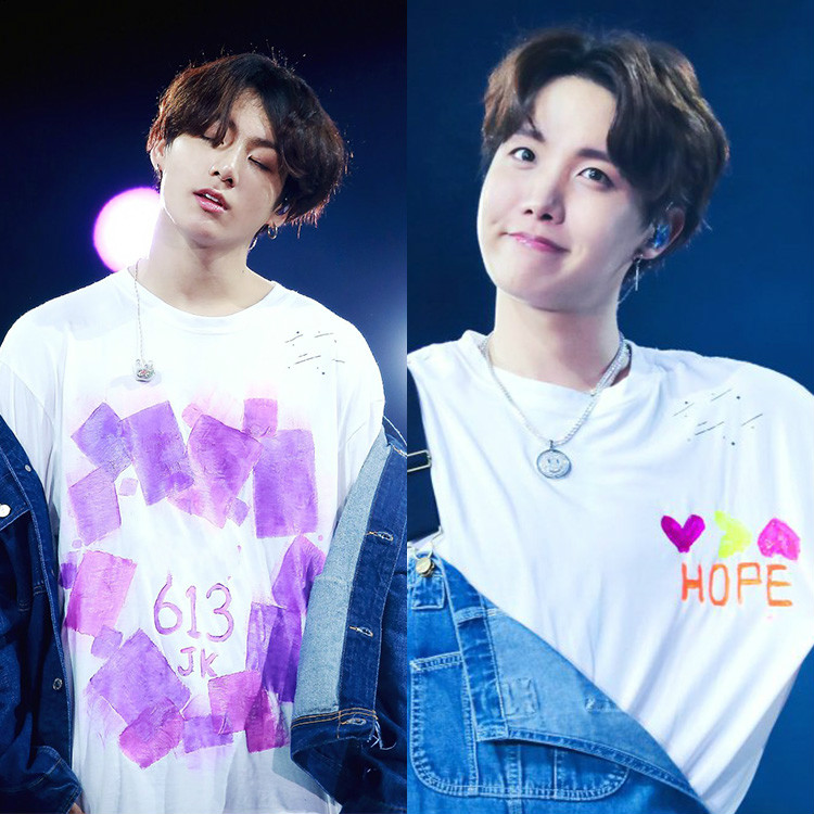 Kpop Jin Suga Summer T-shirt 5TH MUSTER Busan Seoul Concert Graffiti Clothes K-pop Bangtan Boys Harajuku T Shirt K Pop Tshirt