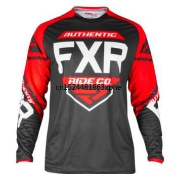 FXR venta al por mayor de motos de carreras para cambio de motos de carreras de Motocross MX camisas de bicicleta de mont
