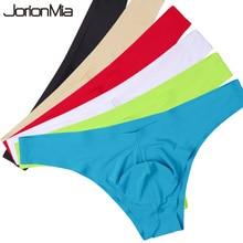5pcs Mens Underwear Briefs Seamless Bikini Underpants Man Cueca Masculina U Pouch Male Panties Mens briefs Underwear Ropa 00818