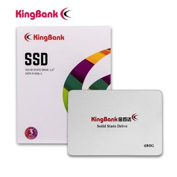 """Kingbank SSD de 1tb 120gb 240 gb 480gb 2tb SSD HDD 2,5 """"SSD SATA SATAIII 512gb 256gb 128gb interna de unidad de estado sólido para el ordenador portátil"""