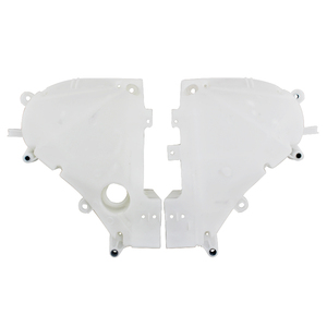 Image 3 - Motorcycle White Inner Fairing Speaker Covers For Harley Street Glide Electra Glide Ultra Limited Trike Glide 2014 Later