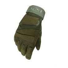 ESDY военные тактические перчатки с полным пальцем охотничьи перчатки страйкбол Пейнтбол Стрельба на открытом воздухе мотоциклетные велосипедные перчатки