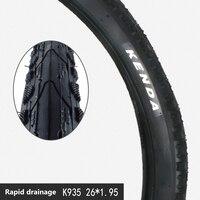KENDA Tire K935 26X1.95 Mountain Bicycle Outer Tyre Semi Slicks tire Bike Parts