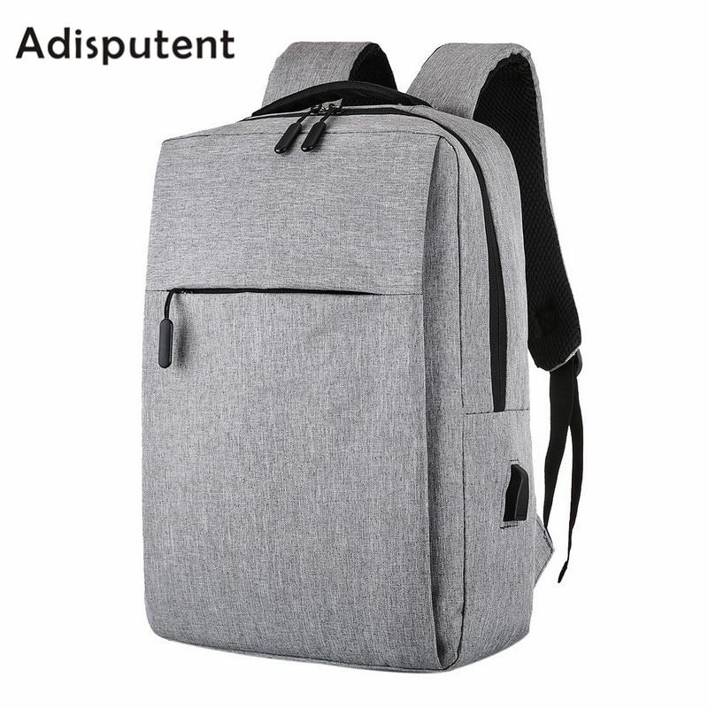 Puimentiua Laptop Usb Backpack School Bag Anti Theft Men For 16inch Backbag Travel Daypacks Male Leisure Backpack Mochila