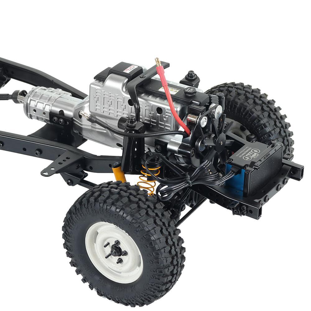 Nouveauté Chassis RC RUN 1:10 LC80 Kit H920dbd24835240f69911e7dc03b4a443t