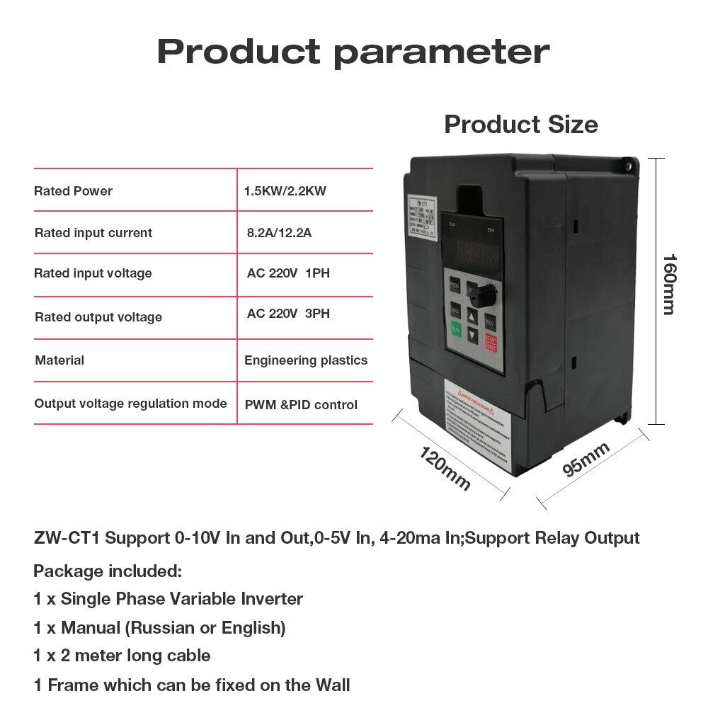 CT1产品参数