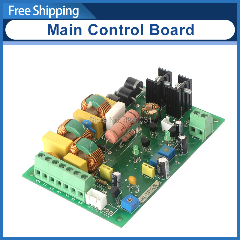 Main <font><b>Control</b></font> Board XMT2315&XMT1115 220V&<font><b>110V</b></font> Electric Circuit Board SIEG X1-121 circuit wafer image
