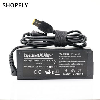 Laptop AC Adapter Charger Power Supply for Lenovo G50 G50-45 G50-30 80E501JEUS 20V 3.25A 65W 65w laptop adapter charge for lenovo adlx65ccgu2a 5a10k78761 adlx65clgc2a gx20l29355 ac dc charger 20v 3 25 battery power supply