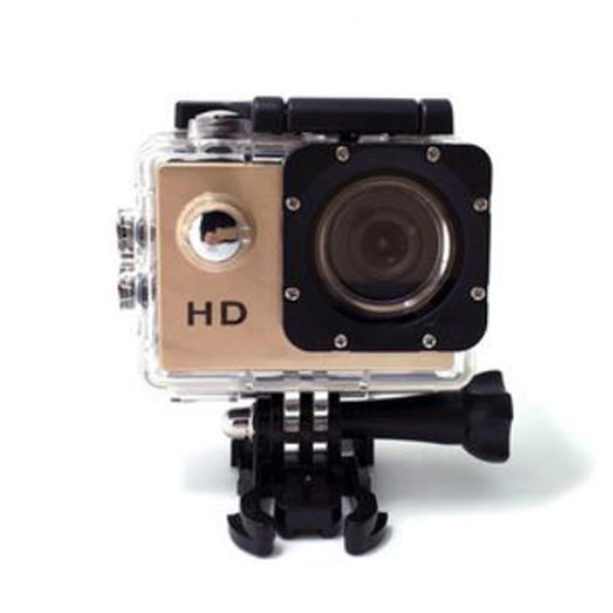 OWGYML Outdoor Sport Action Mini Underwater Camera 480P Full Waterproof Cam DV  Screen Water Resistant Video Surveillance