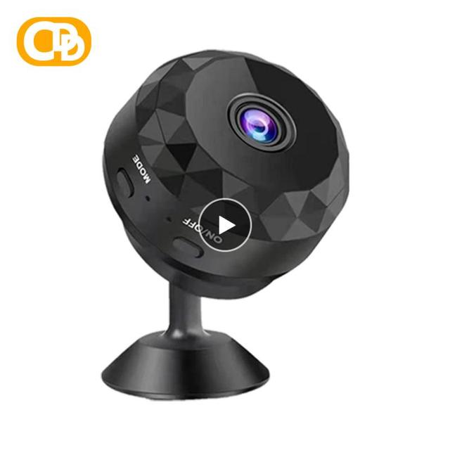 IP Mini Camera Wifi 1080P Night Vision Sensor Motion Camcorder Monitor Phone App Camaras Video Surveillance Thermal Camera New
