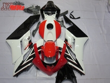 Motorcycle Fairing Kit For Honda CBR1000RR 2004-2005 Injection ABS Plastic Fairings Bodyworks CBR 1000RR 04-05 Gloss White Red