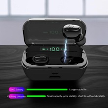 Bluetooth Earphones Wireless Earbuds For Huawei Mate 30 Lite 20 X Pro Case Mobile Accessory Stand Headset With Mic Charging Box