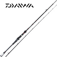 NEW DAIWA LAGUNA Baitcasting Lure Fishing Rod M/MH Power 1.68/1.8/1.98/2.1M Carbon Spinning Fishing Stick Aluminum Oxide Guides