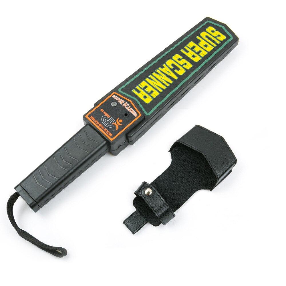 Portable Handheld High Sensitivity Metal Detector Scanners Security Super Scanner Tool Finder Electronic Measuring Tools