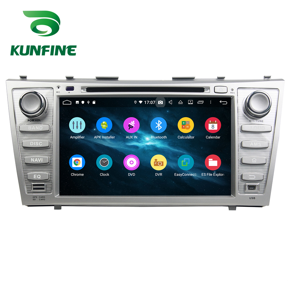 Best Android 9.0 Octa Core 4GB RAM 64GB Rom Car DVD GPS Multimedia Player Car Stereo for Toyota CAMRY 2006-2011 Radio Headunit 2