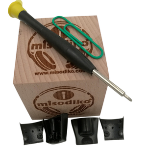 Image 4 - Misodiko Vervanging Hoofd Band Kit voor Bose Quiet Comfort 2 (QC2) en QuietComfort 15 (QC15), Hoofdtelefoon Reparatie Hoofdband Pad