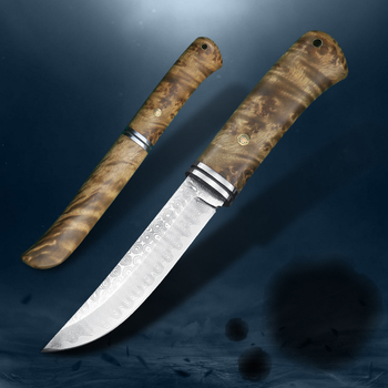 High quality G10 Handmade Damascus steel Knife Fixed Blade Hunting Camping Survival Tactical