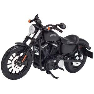 Image 1 - Maisto 1:12 2014 Sportster Ferro 883 Dyna Street Glide Road King CVO Breakout Electra Glide Pressofuso In Lega Modello di Moto Giocattolo