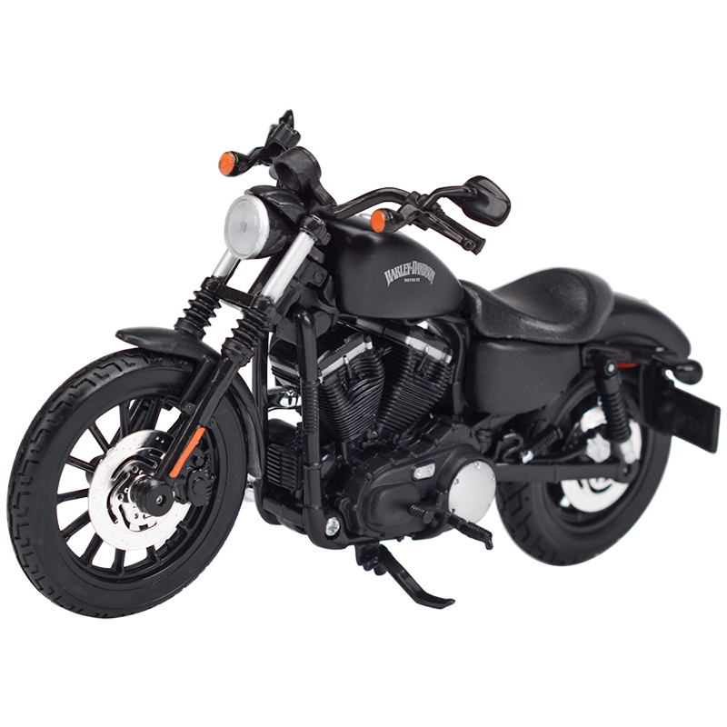 Image result for Sportster Iron 883 Dyna Street Glide Road King CVO Breakout Electra Glide Diecast Alloy Motorcycle Model Toy