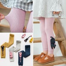 Г. Весенние новые стильные хлопковые леггинсы по щиколотку детские колготки в Корейском стиле с героями мультфильмов, носки для малышей