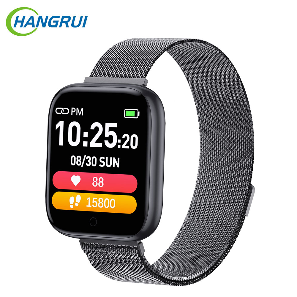 Women Smart Watch Heart Rate Blood Pressure Blood Oxygen Monitoring Pedometer <font><b>Smartwatch</b></font> Men Women for Apple Android Pk <font><b>F10</b></font> IWO8 image