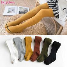 Fashion Spring/Autumn Children Tights Cotton Baby Girl Pantyhose Kid Infant Knitted Collant Tights Soft Dance Clothing girls pantyhose baby tights knitted cotton baby stocking panty girl kid toddler tights pants children s clothing collant fille