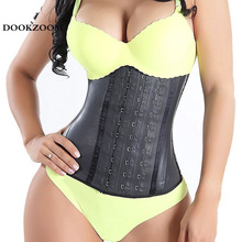 Latex Waist Trainer Slimming Underwear Cincher Corset Slimming Belt Modeling Strap Shapers Body Shaper Slimming Corset Shapewear