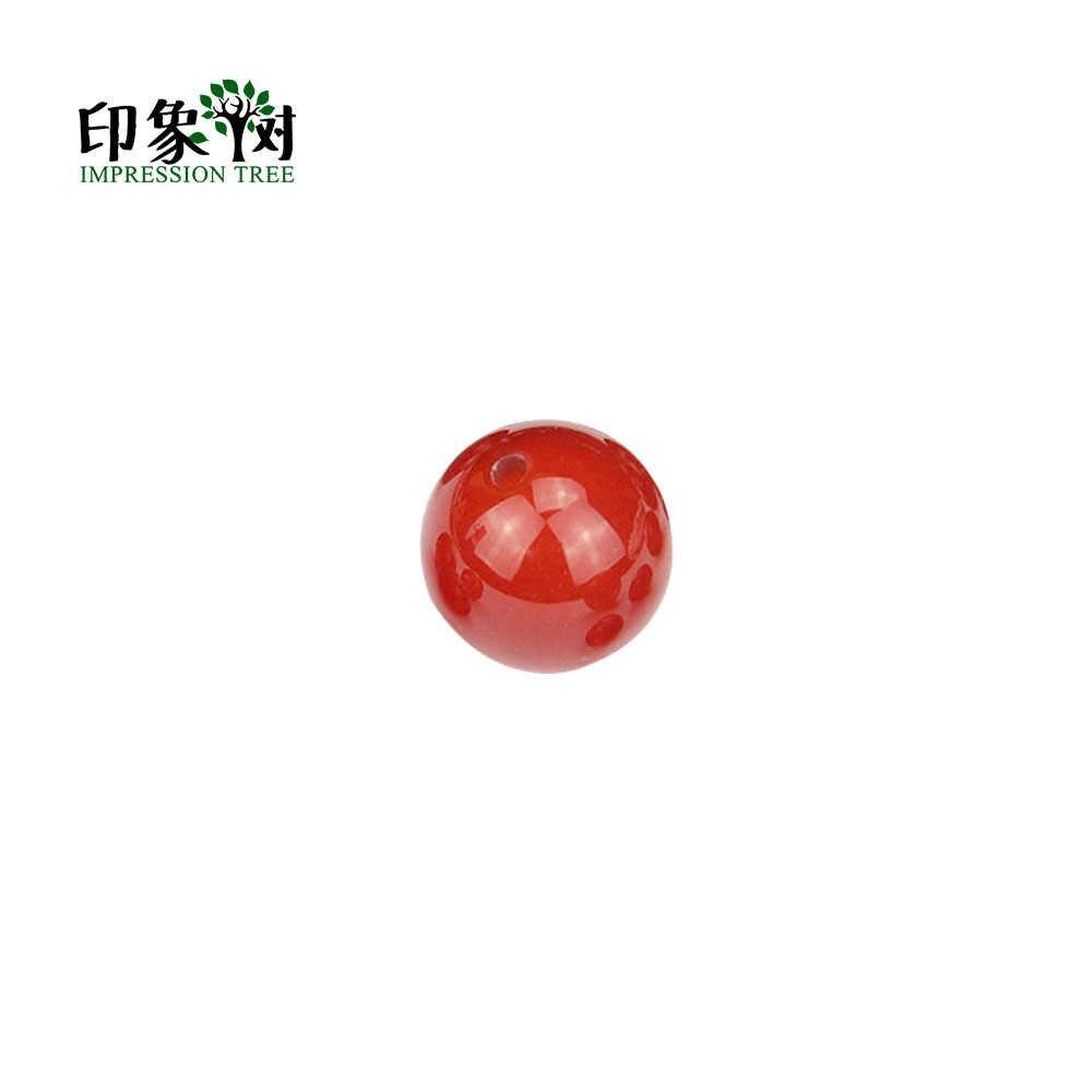 Pick Größe 4,6, 8,10, 12,14mm 1 stück Natürliche Edelstein Stein Rot Achate Perlen Runde Achate Druzy Perlen DIY Schmuck Machen 2000