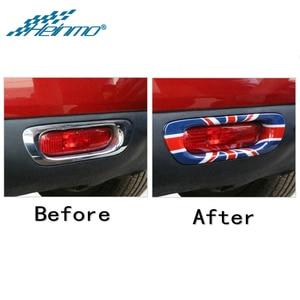 Image 2 - Car Rear Light Cover Sticker for MINI Cooper F56 F55 Taillight Tail Lamp Decoration Stickers for MINI F56 F55 Style Accessories