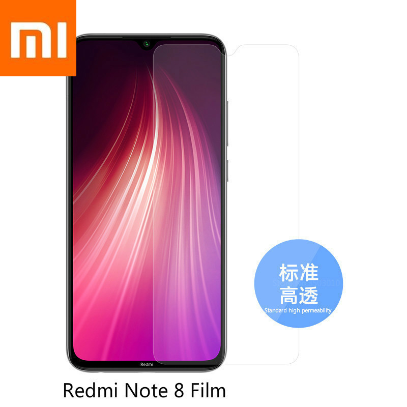 2020 Original Xiaomi Redmi Note 8 Film For Xiomi Redmi Note 8 4GB 64GB 128GB 48MP Quad Camera Smartphone  6.3