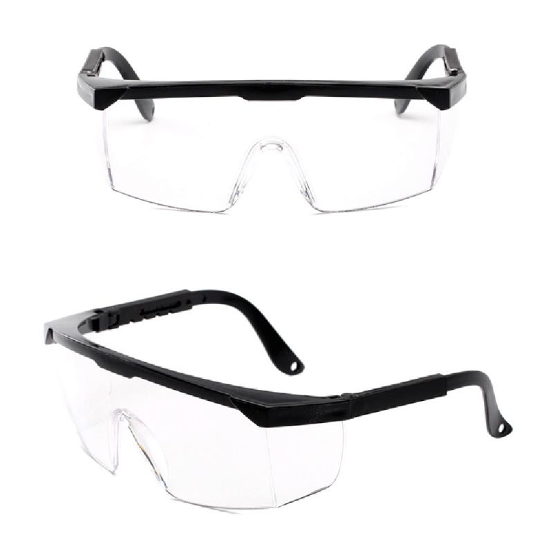 2020 Fashion Safety Glasses Goggles Anti-wind Sand Fog Shock Dust Resistant Transparent Glasses Eye Protective Gears