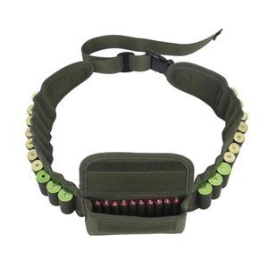Image 2 - Tourbon Accessori Per Armi Da Caccia Tactical Shotgun 12/16/20 calibro Ammo Conchiglie Bandoliera Cartuccia Della Cinghia del Supporto di 20 Giri di Nylon