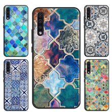 Moroccan Tiles Pattern Case For Samsung