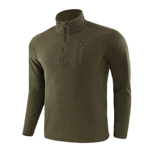 Military Autumn Winter Men tactical fleece Pullovers army clothing