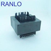 EE70B 4000W Большой силовой трансформатор шпульки рамка PC40 EE70/33/32 магнит ферритовый сердечник 18pin PTH, горизонтальный