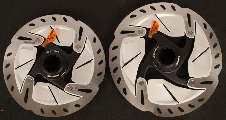 Shimano Ultegra SM-RT800 CENTER LOCK Disc Brake Rotor 160mm