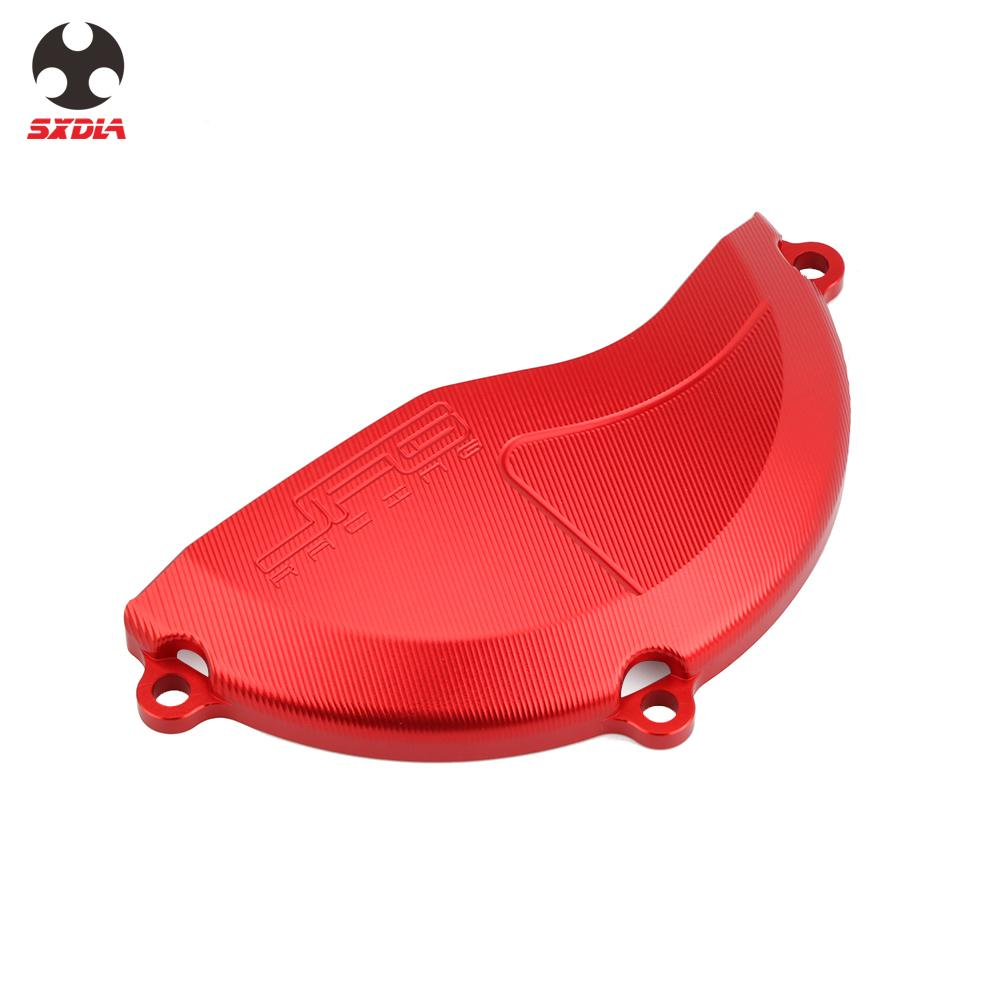 Motorcycle Engine Cover Protect Protective Guard For HONDA CRF250X <font><b>CRF</b></font> <font><b>250X</b></font> <font><b>2004</b></font> 2005 2006 2007 2008 2009 2010 2011 2012-2017 image