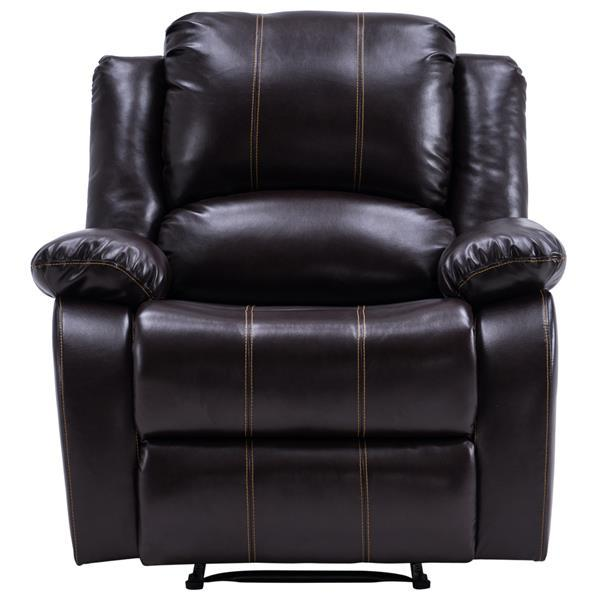 91 x 95 x 10)cm Recliner Style Function Chair  5