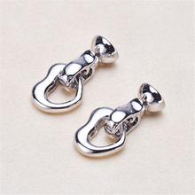 Ожерелья и браслеты бусины медные застежки крючки для женщин